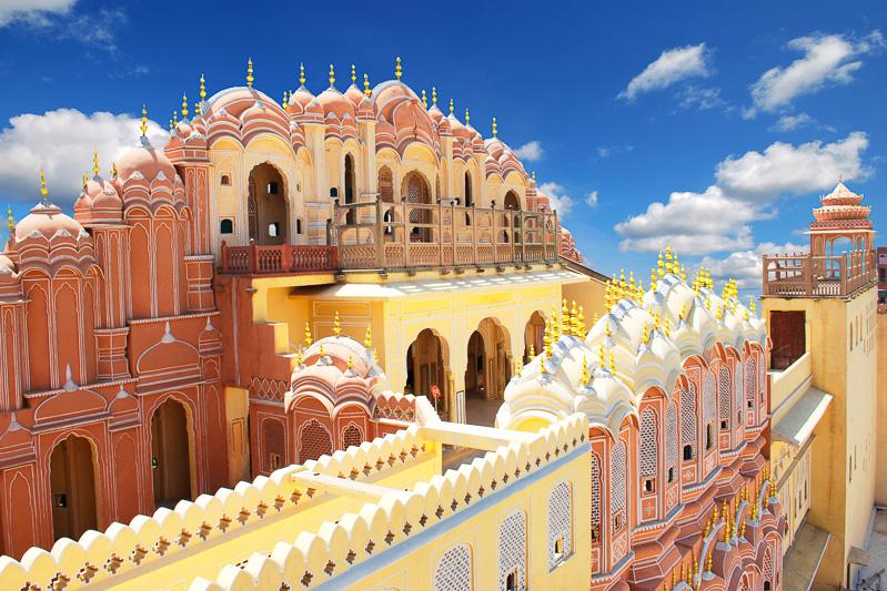 India - The Golden Triangle: Delhi, Jaipur, Agra a un prezzo speciale