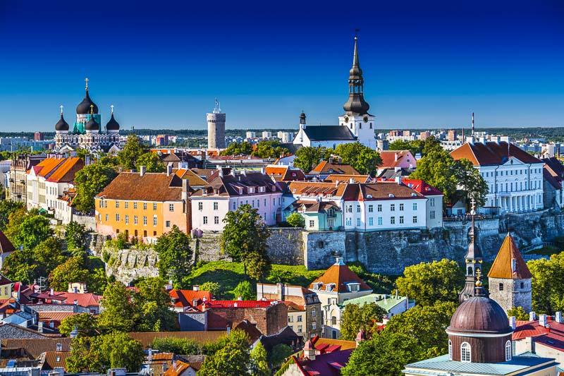 Viaggio nelle Repubbliche Baltiche